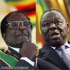 Zimbabwe leaders said to agree to power-sharing deal